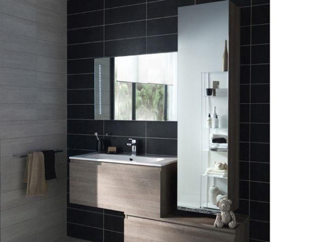meuble salle de bain lapeyre evasion