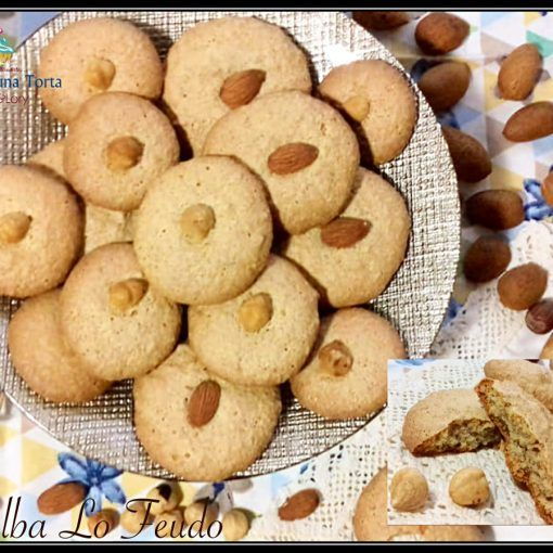 Photo of BRUTTI MA BUONI – egg whites and gluten free biscuits with M …