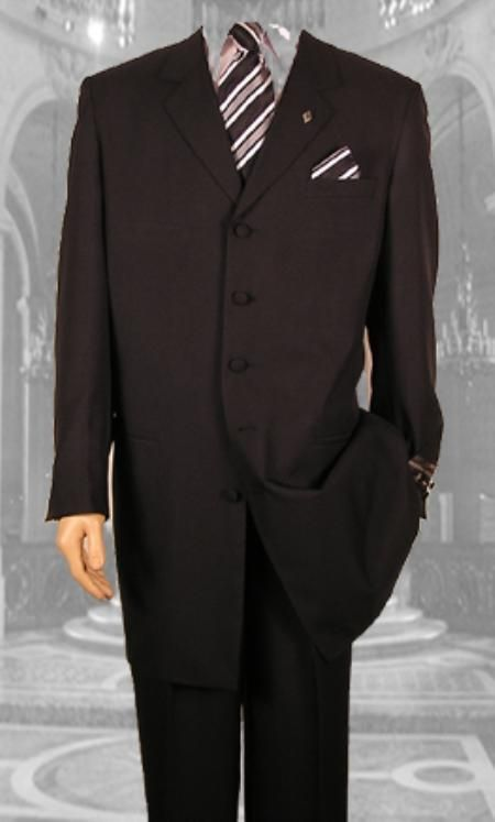 Men's long jacket suits | ... Long Jacket ALL SEASON Zoot Suit $139 Mens
