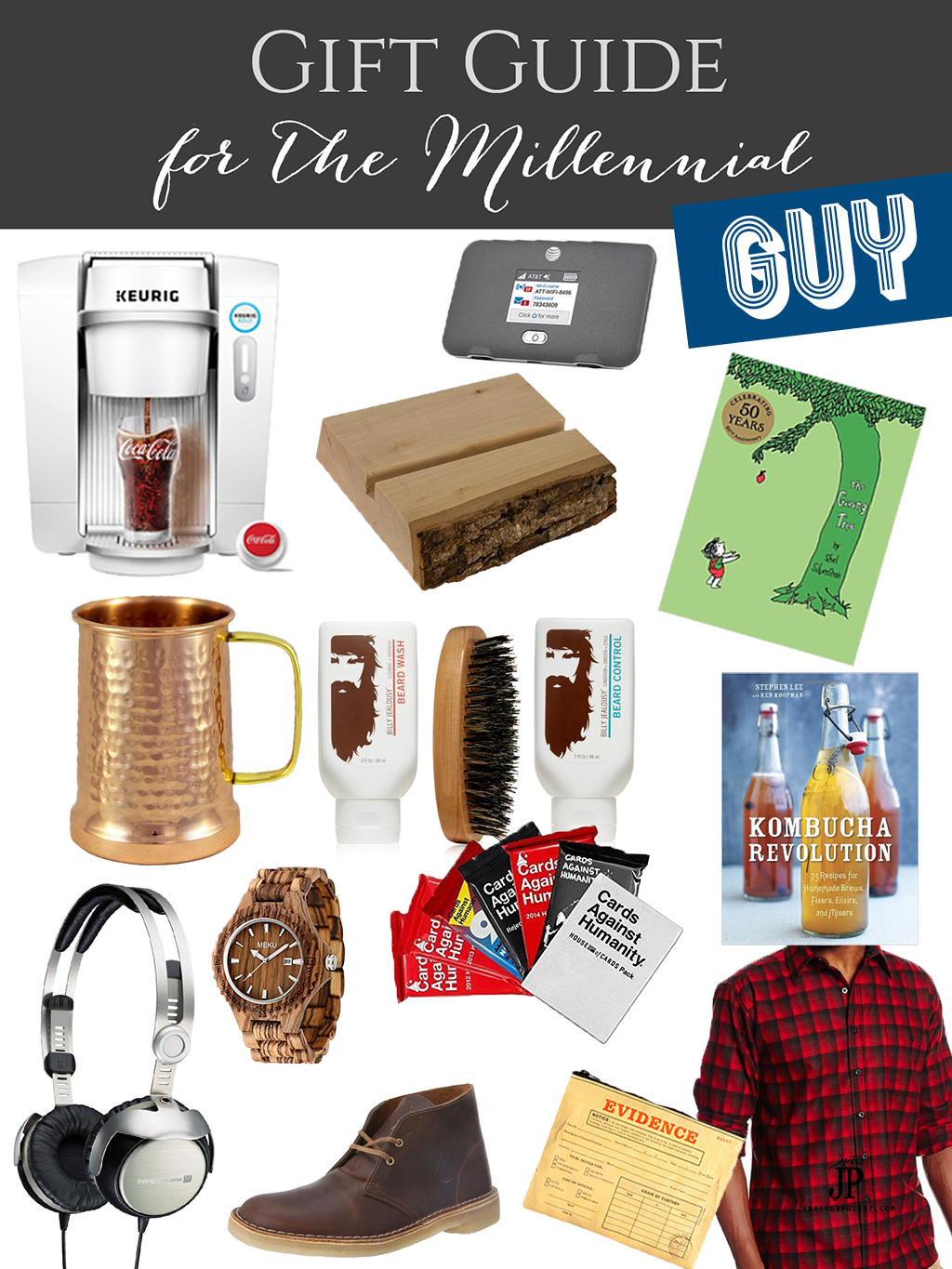 The Definitive Millenial Gift Guide 2015 for girls and