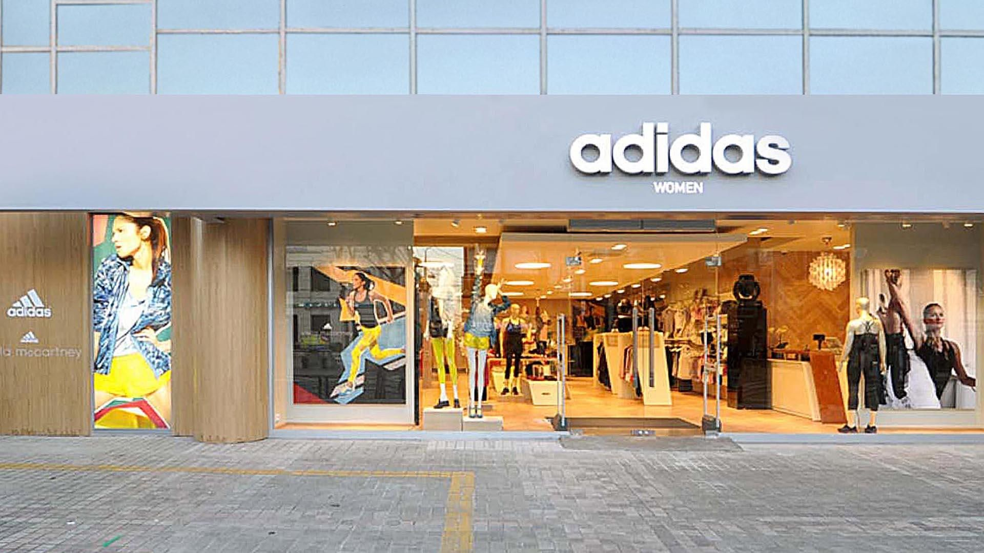 Adidas store exterior google search retail design 02 for Retail store exterior design