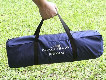 Barraca 4/5 pessoas - Nautika INDY com as melhores condições você encontra no Magazine Tonyroma. Confira!