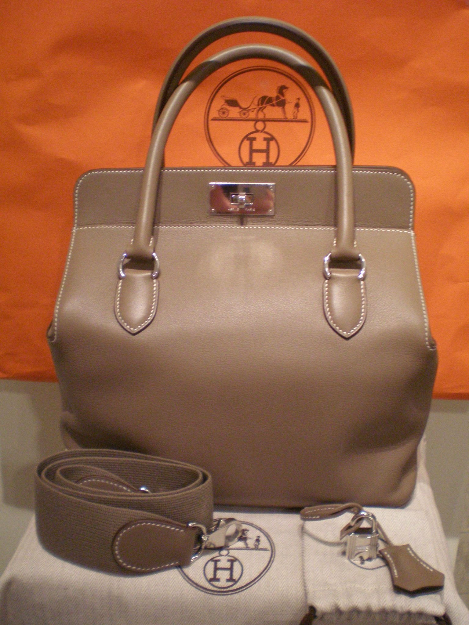 HERMES TOOLBOX BAG!!!!!!!!!!!!!!! SOMEDAY.