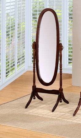 Asia Direct 527 Esp Espresso Finish Wood Full Length Free Standing Cheval Floor Mirror Wood Mirror Floor Mirror Mirror