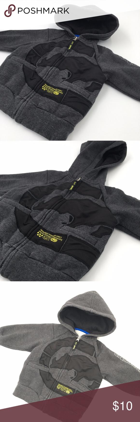 Ecko Ltd Infant Hooded Sweatshirt Hooded Sweatshirts Sweatshirts Sweatshirts Hoodie [ 1740 x 580 Pixel ]