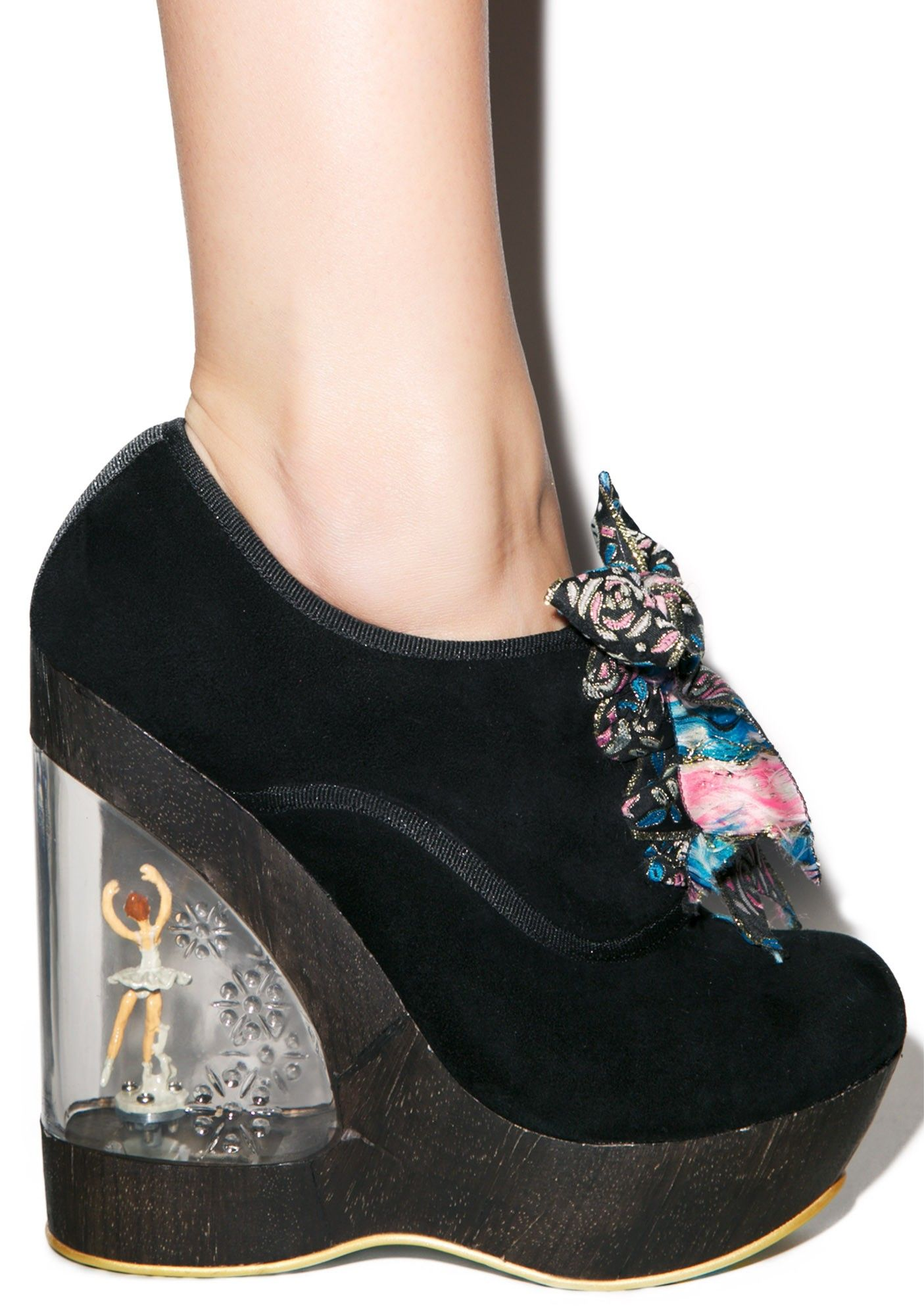 Glissade Ballerina Wedges   Coolest shoes ever, Irregular