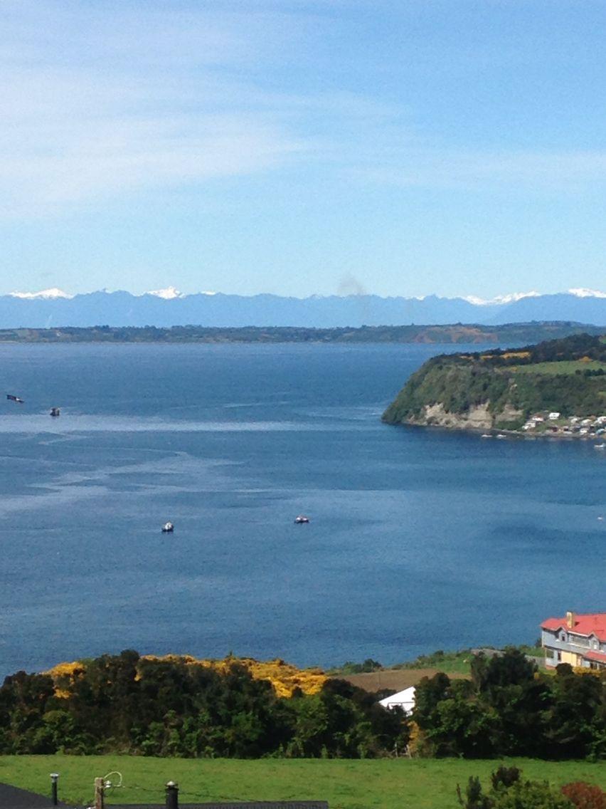 Quinchao . Chiloe  Chile