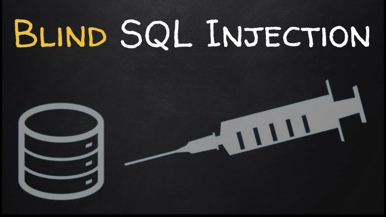 Blind sql injection guide sql injection sql injections