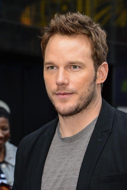 Hollywood Men 10 Hottest Hairstyles Men S Hair Chris