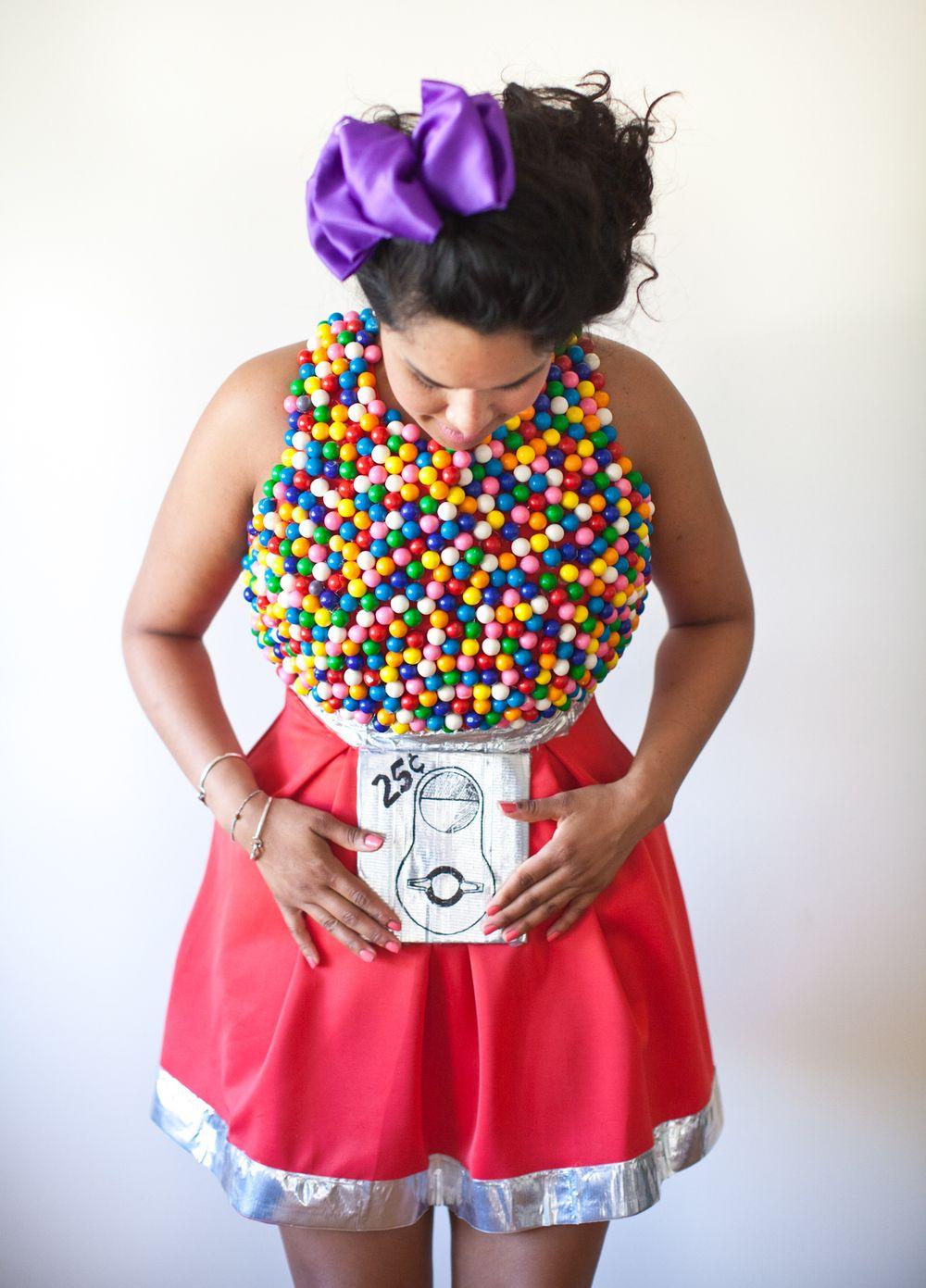 How to make a Gumball Machine costume! Raxclothing.com #costume ...