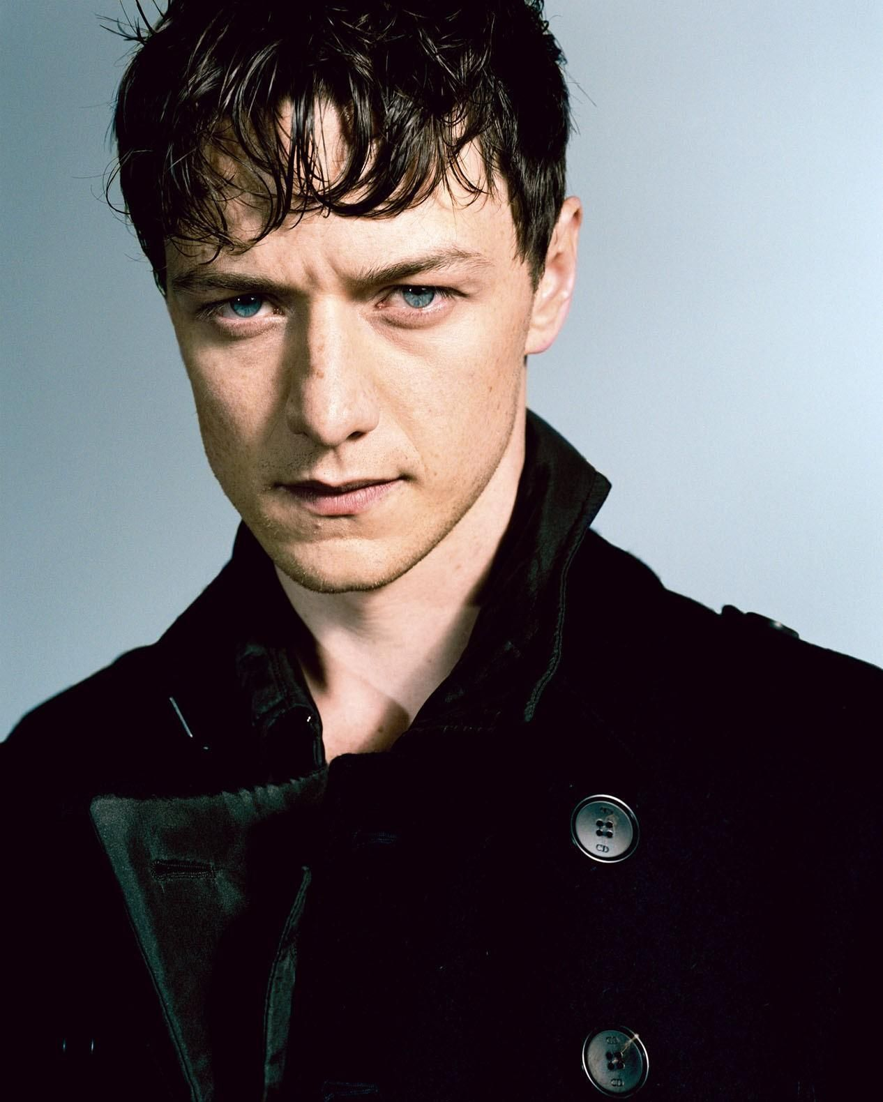 James mcavoy he really smouldered in uatonementu eye candy