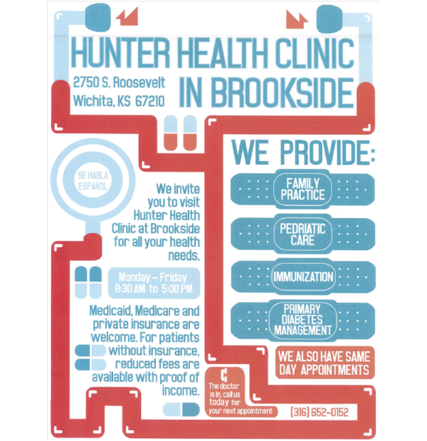 Hunter Health Clinic Infographic Travel Nursing Agencies Travel