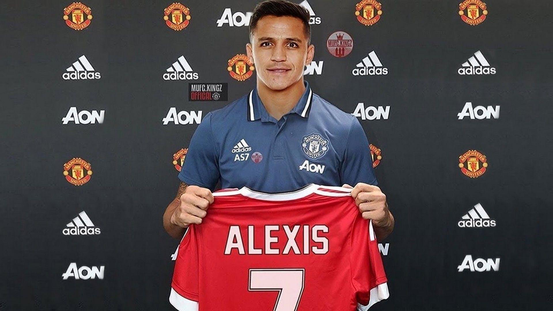 Alexis Sanchez Transfer Manchester United Wallpaper