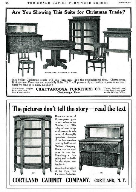 Grand Rapids Furniture Record 1911, Grand Rapids Furniture
