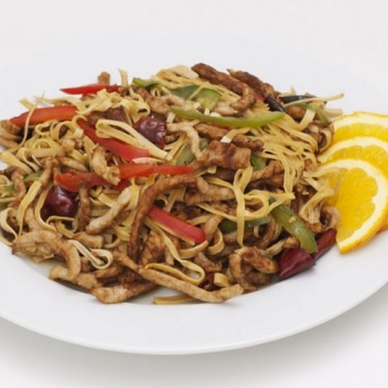 Recipe pork rice soy sauce