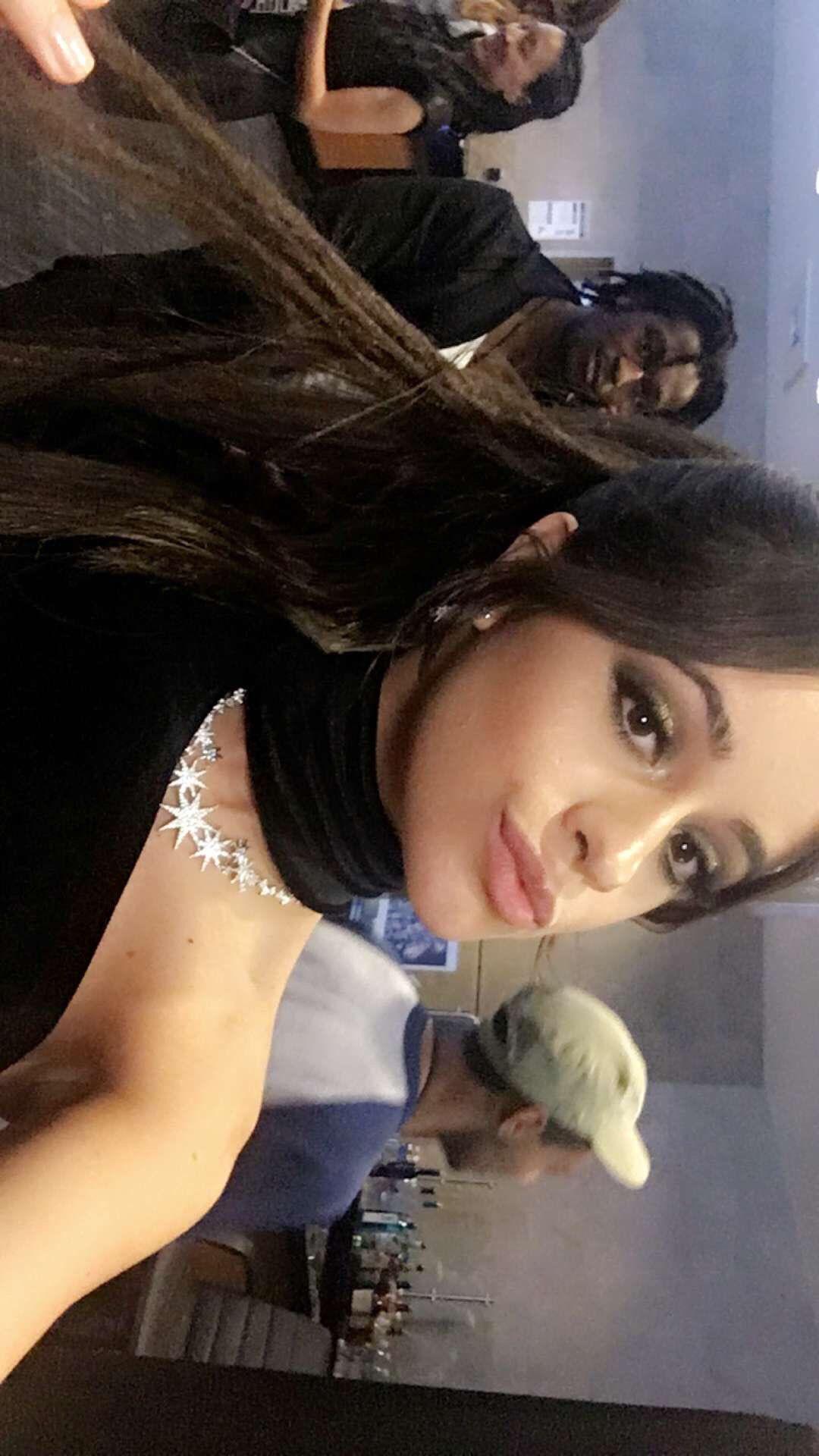 "5HonTour on Twitter: ""Camila via radiodisney on snapchat https://t.co/Di2xaofaDq"""