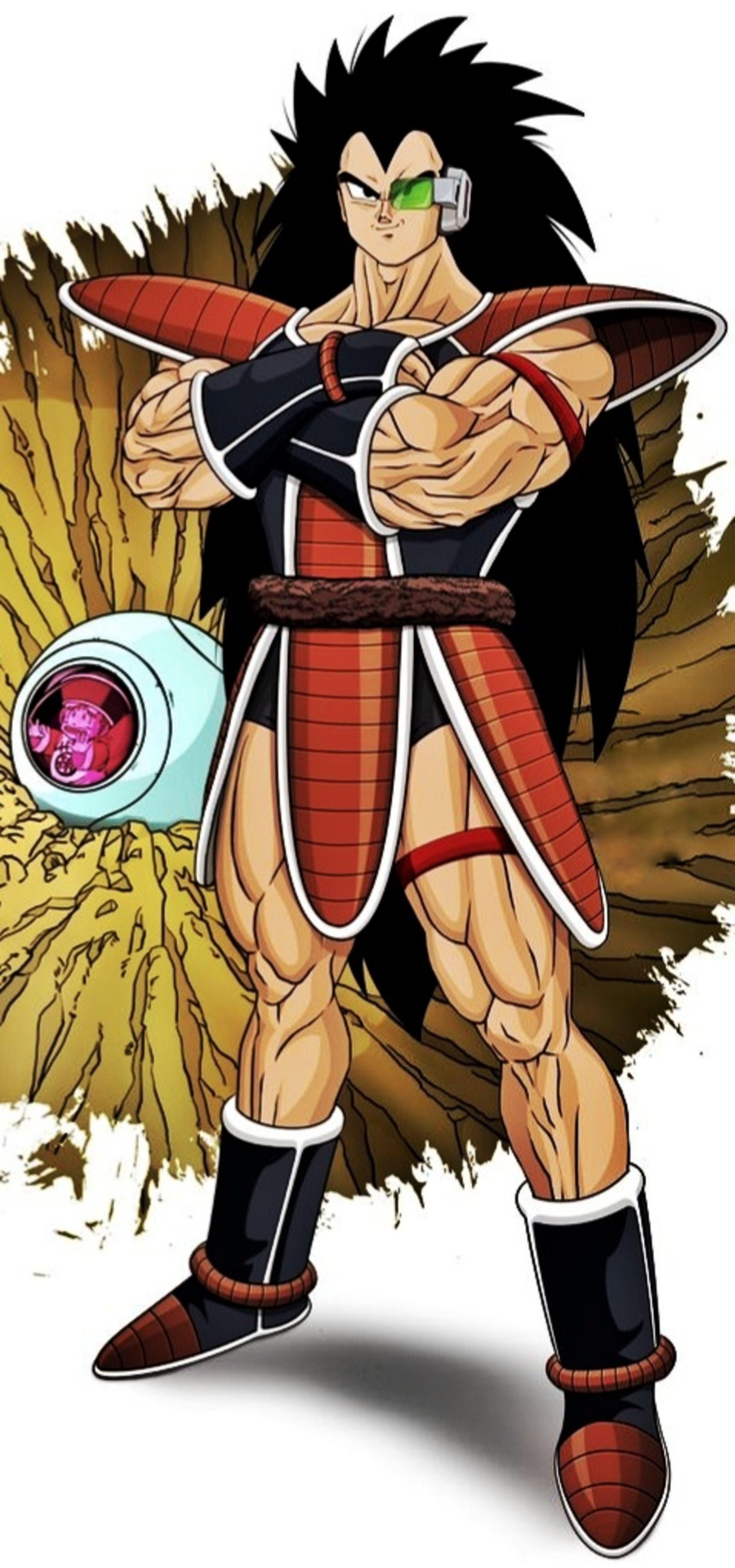 Raditz Gohan Dragon Ball Z Dragones Dragon Ball