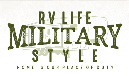 Blogger Christina of RV Life Military Style is an army wife that shares her experiences on life in an RV.