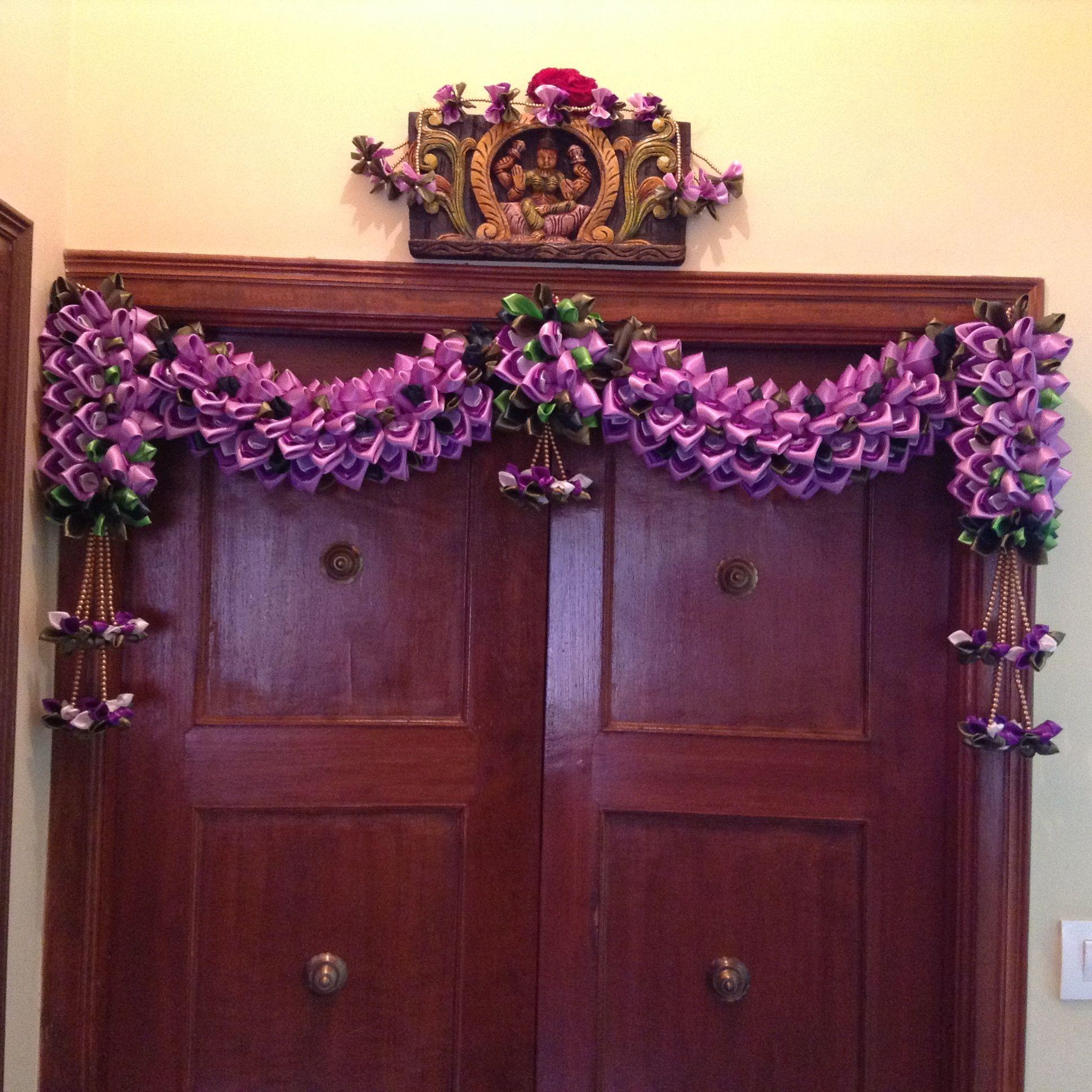 Door Hanging Designs door hanging decorative five hand painted elephant stringed together with beads and brass bell Shivratri 2017 Door Hanging