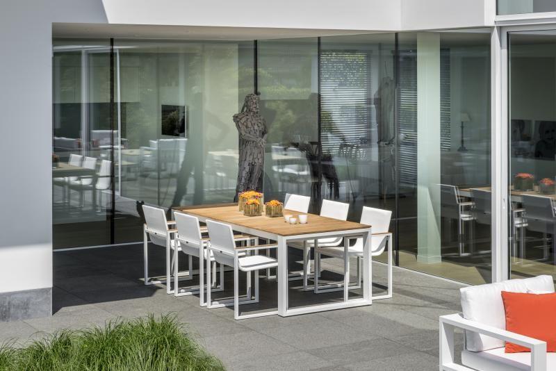 Chaise Fermo Overstock Garden Mobilier De Jardin Nel 2020 Design Tavoli Terrazzo