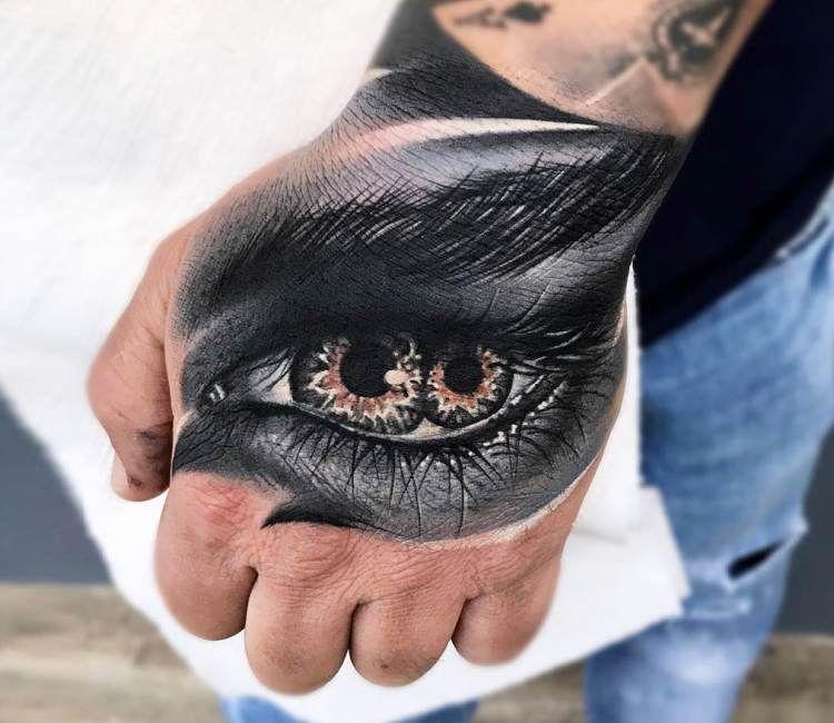 Hand tattoo by bolo art tattoo post 21179 hand tattoos