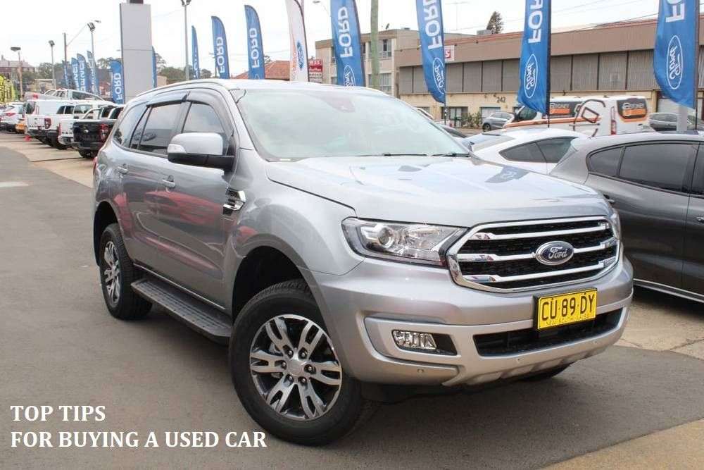 Follow Useful 5 Tips First When You Are Buying A Used Car In