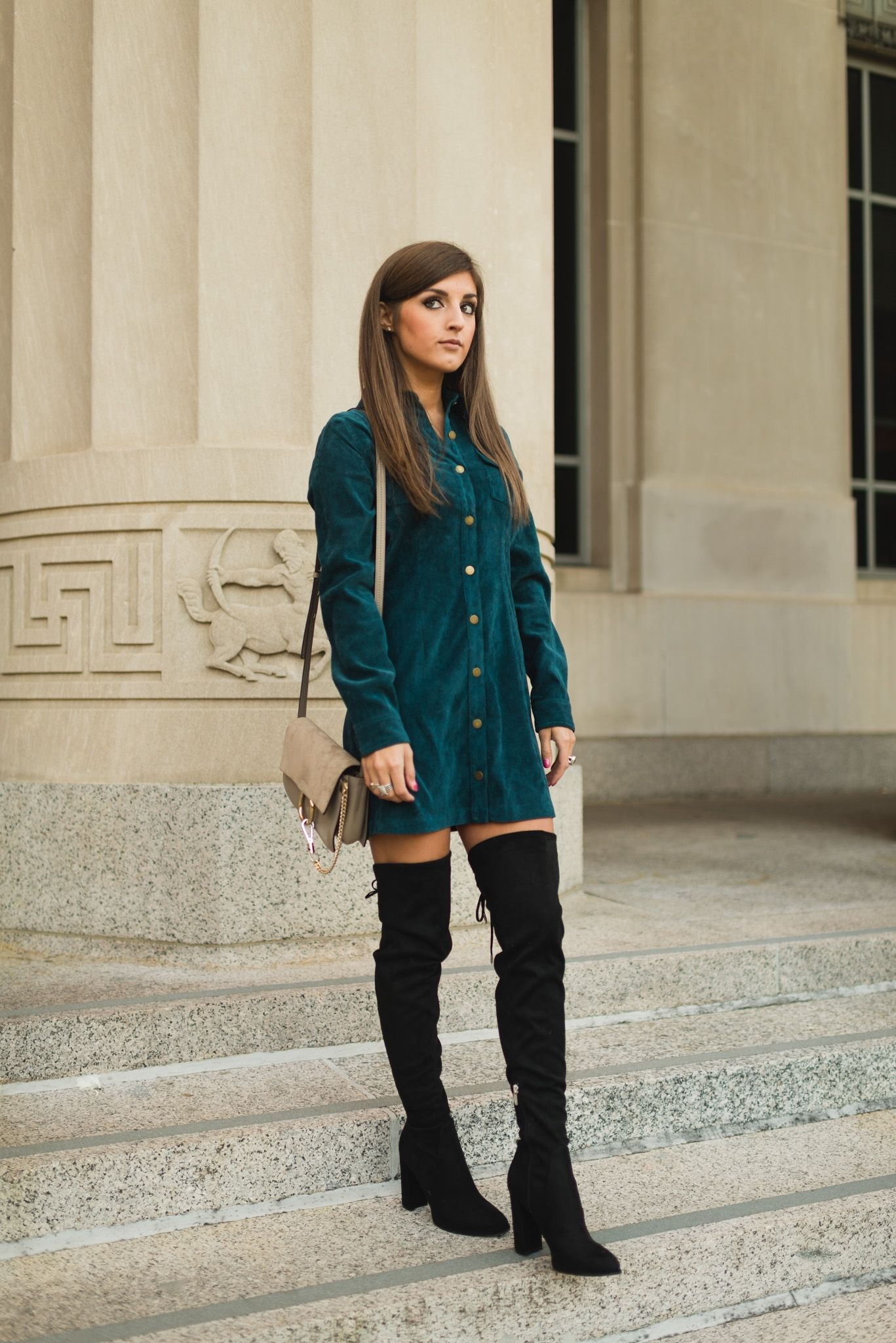 4dcd9b15122 Style X Style  A Corduroy Dress