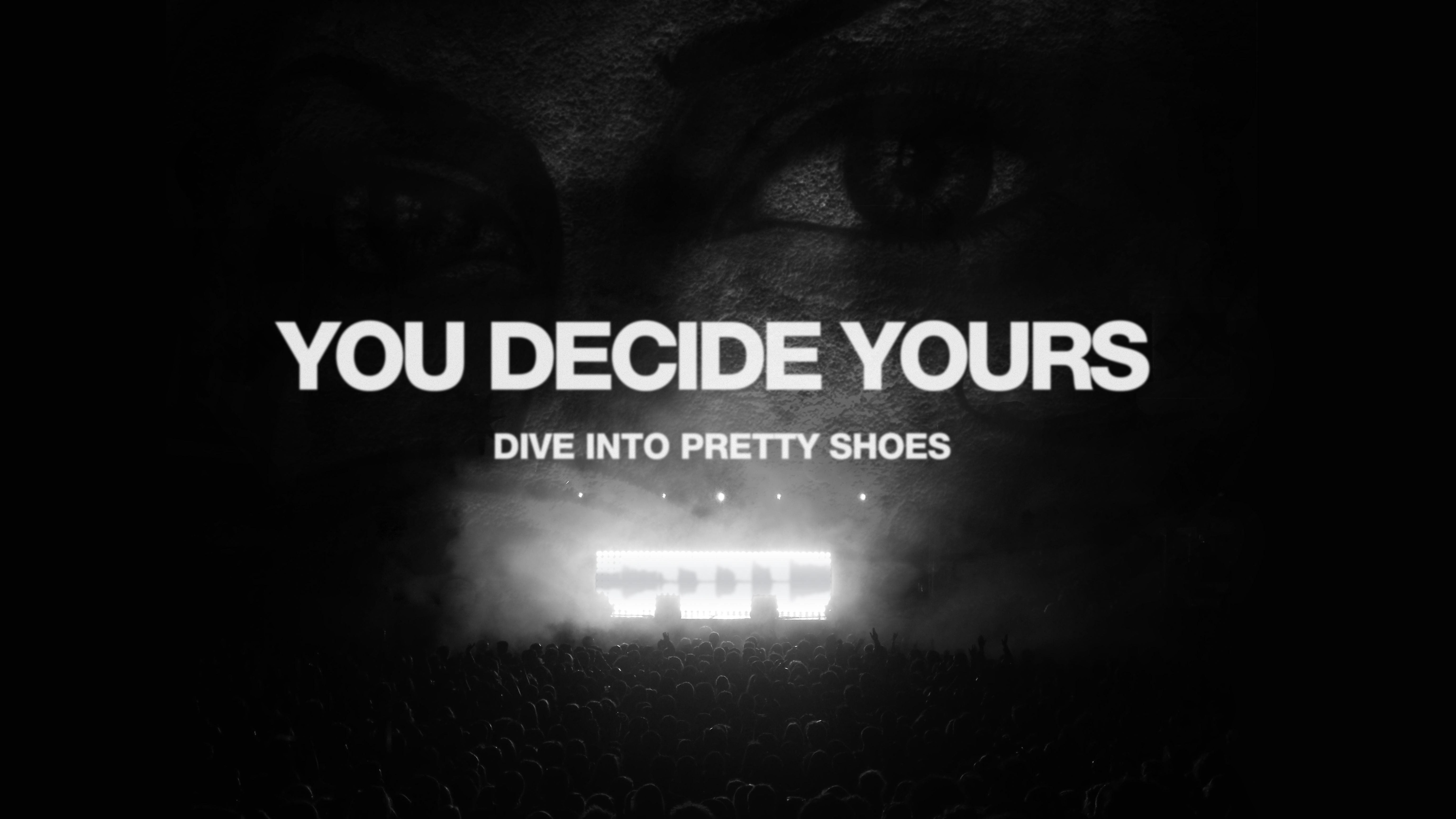 Dive Into Pretty Shoes - You Decide Yours