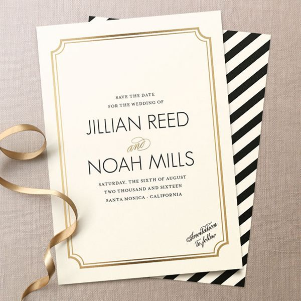 Wedding Invitation Giveaway: Minted Wedding Stationery + $250 Gift Certificate Giveaway