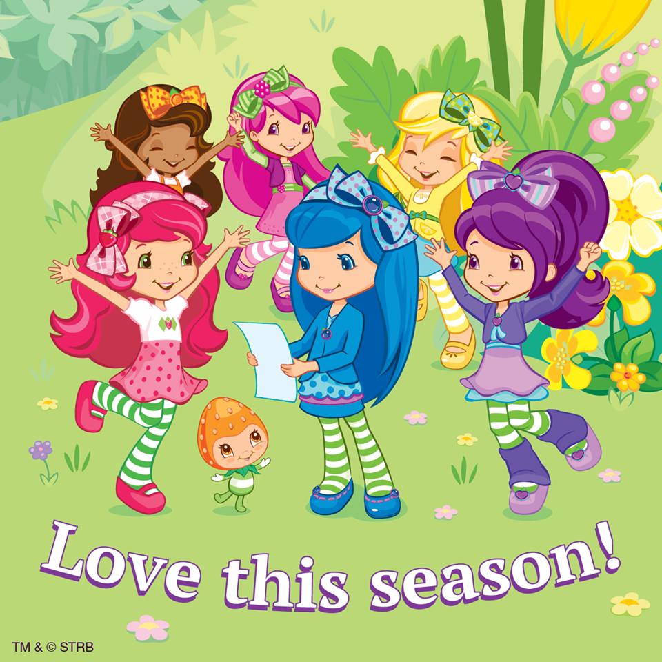 Team Berry's love spring season!