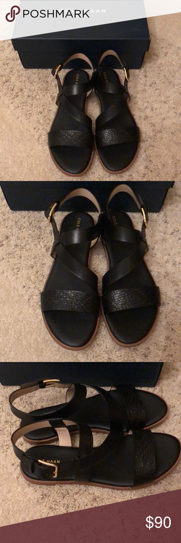 Authentic Brand New Cole Haan Sandals