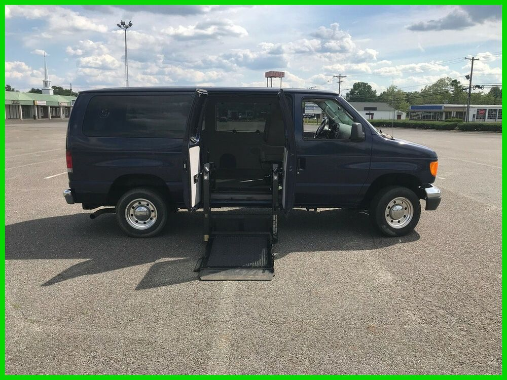 Ebay Advertisement 2005 Ford E Series Van Recreational Van