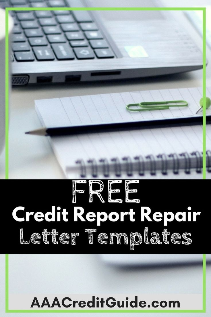 updated sample credit repair letters that can be sent to credit bureaus collection agencies