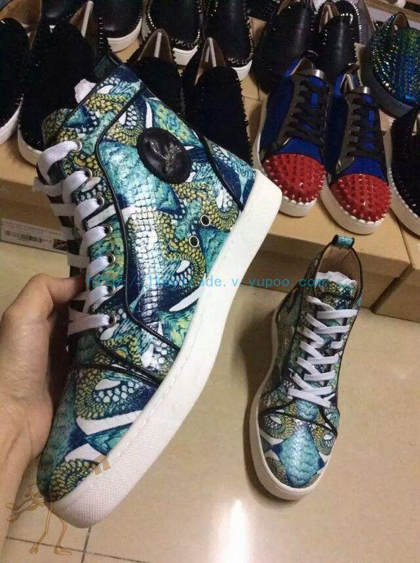 Pin on Christian Louboutin Sneakers