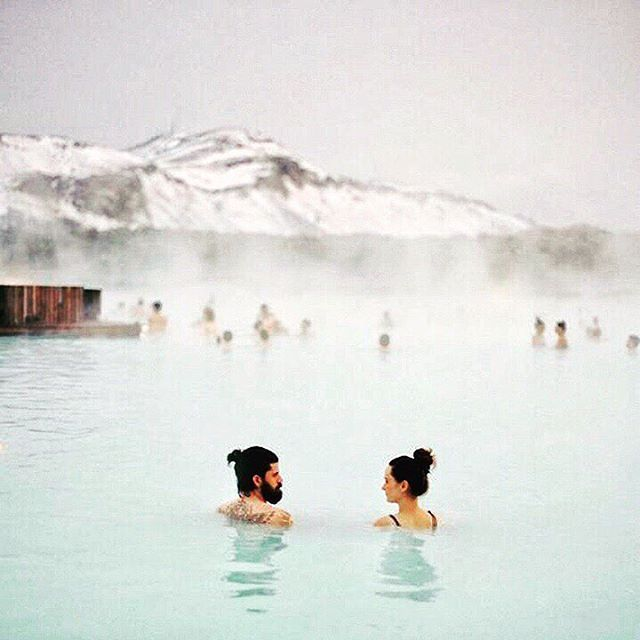 Islandia, un destino diferente para una luna de miel. Fotografía: Brumley & Wells.