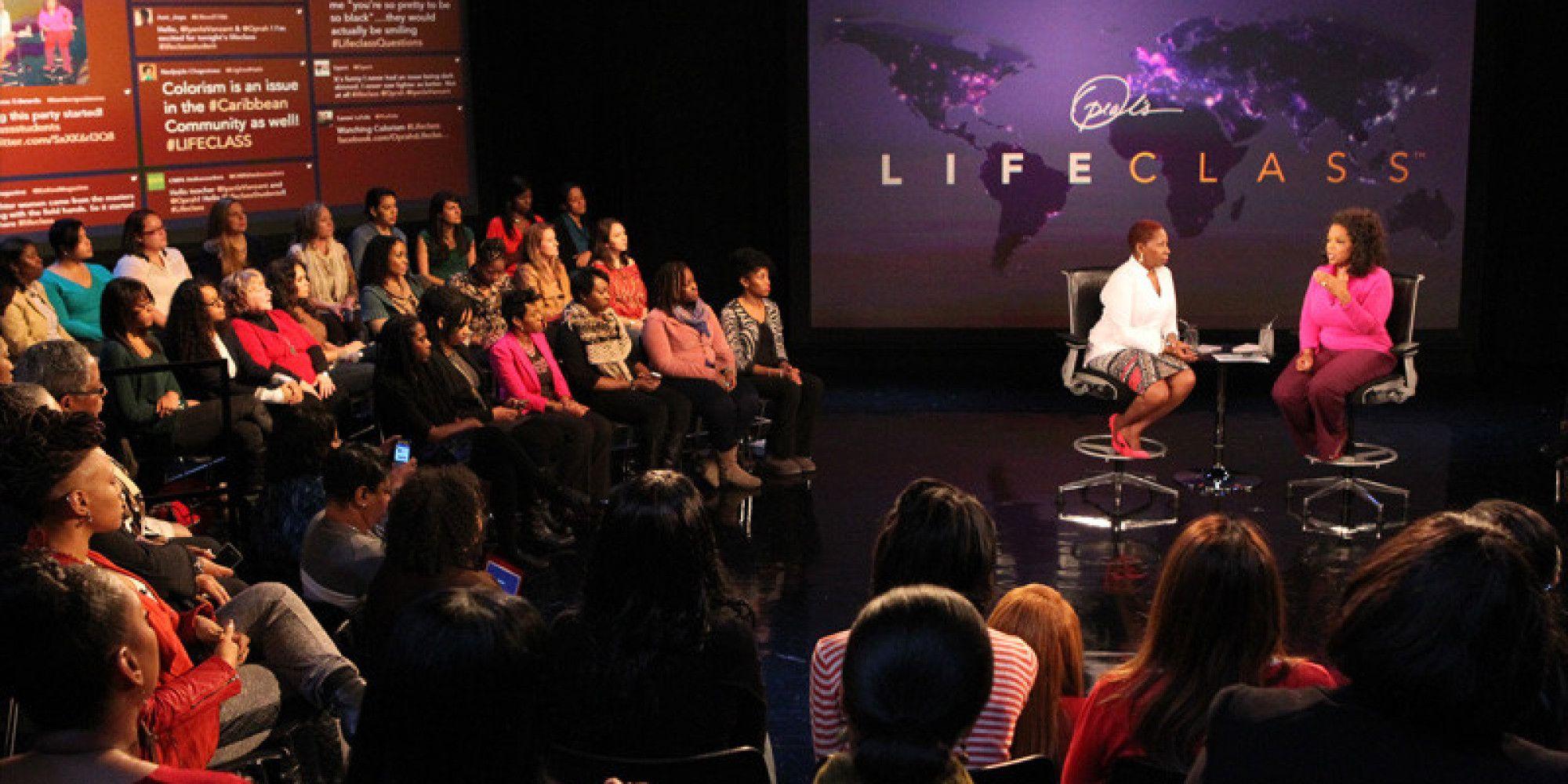 The Secret Shame Of Colorism   Oprah, Oprah winfrey life ...