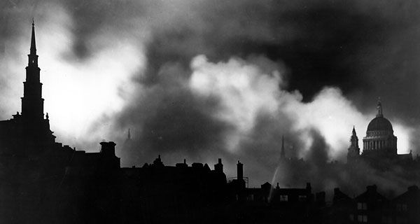 Saturday 7th September 1940