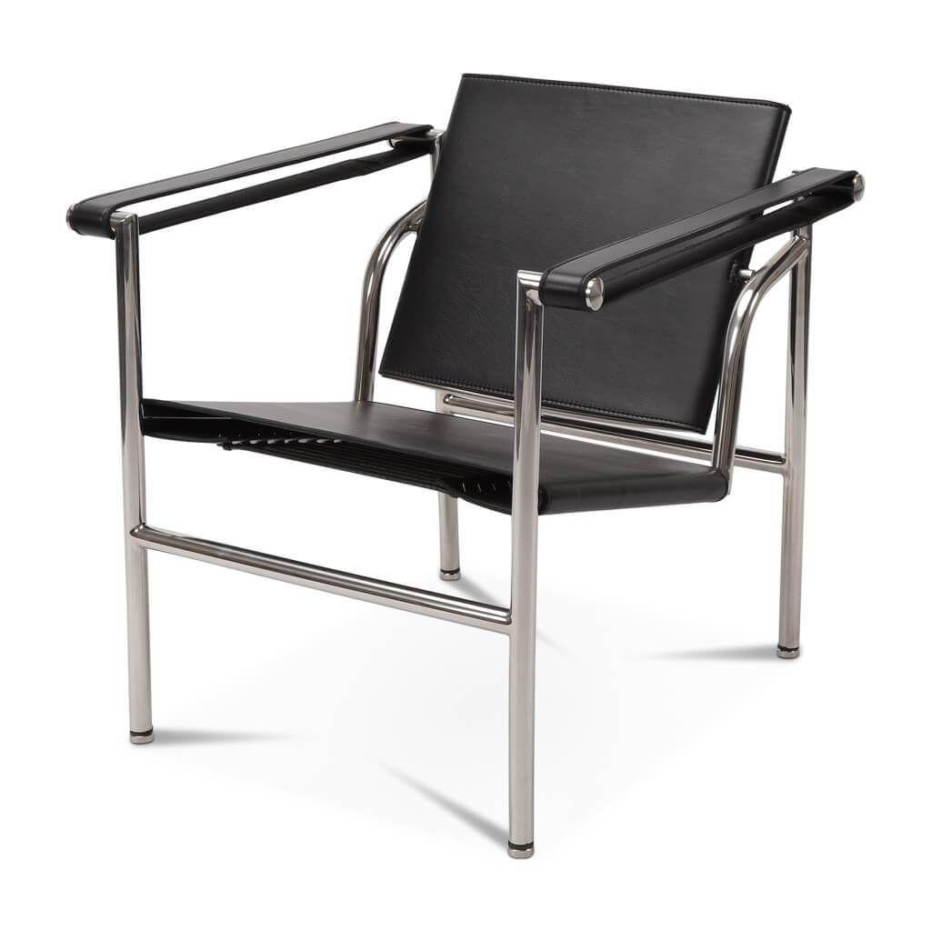 Le Corbusier Lc1 Sling Chair In 2020 Corbusier Furniture Le Corbusier Furniture Corbusier