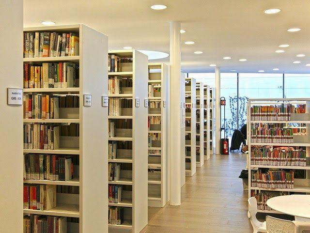 Biblioteca de Maranello - Modena - Itália