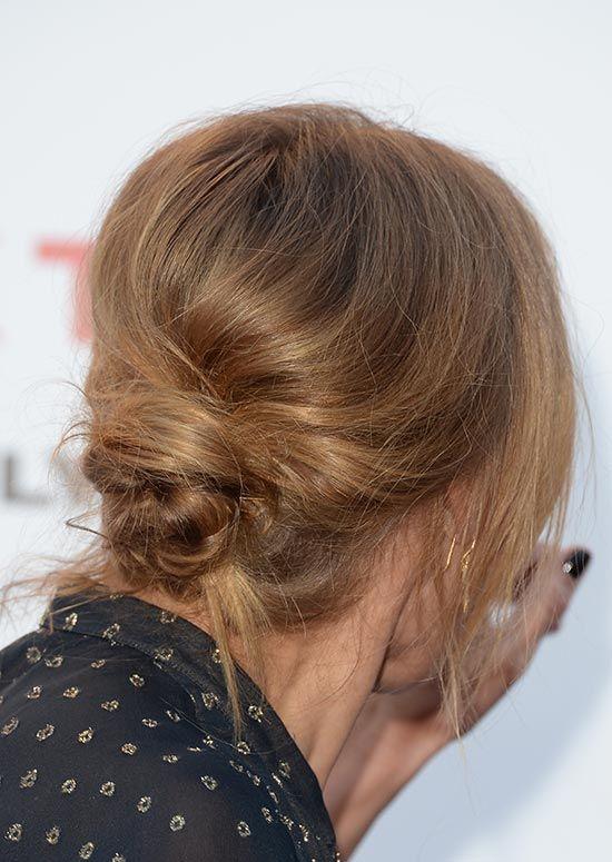 50 Stunning Twist Hairstyles For Short Hair Hair Short Hair Bun Prom Hair Bun Messy Bun Hairstyles