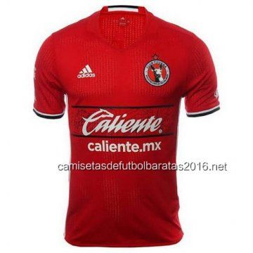 Camiseta Club Tijuana 2017 1ª equipación   camisetas de futbol baratas
