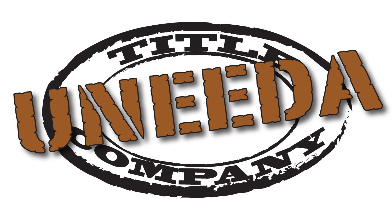 ...2012 sample logo for Uneeda Title Company by Dawn