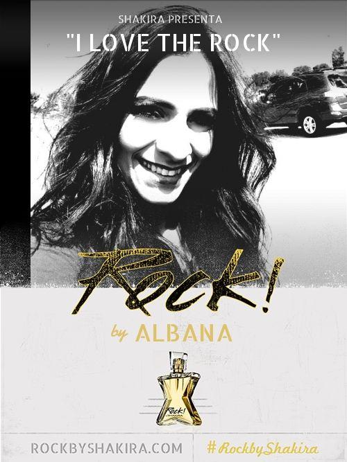 Acabo de crear mi propio póster con Rock by You. ¿Te gusta? ¡Vótame y estaré más cerca de conocer a Shakira en persona! #RockbyShakira