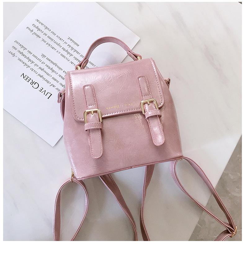 Photo of US $34.67  Bright Leather Mini Backpacks Preppy Style School Bags For Teenage Girls Female Travel Backpack Women Bagpack mochila XA459H Backpacks    – AliExpress
