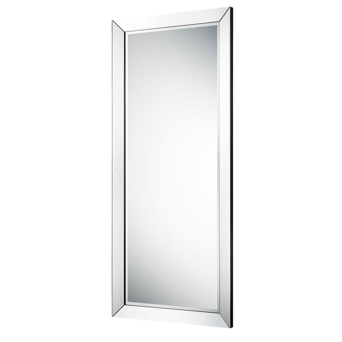 Amazon.com: Assemer Full Length Floor Mirror Large Framed ...