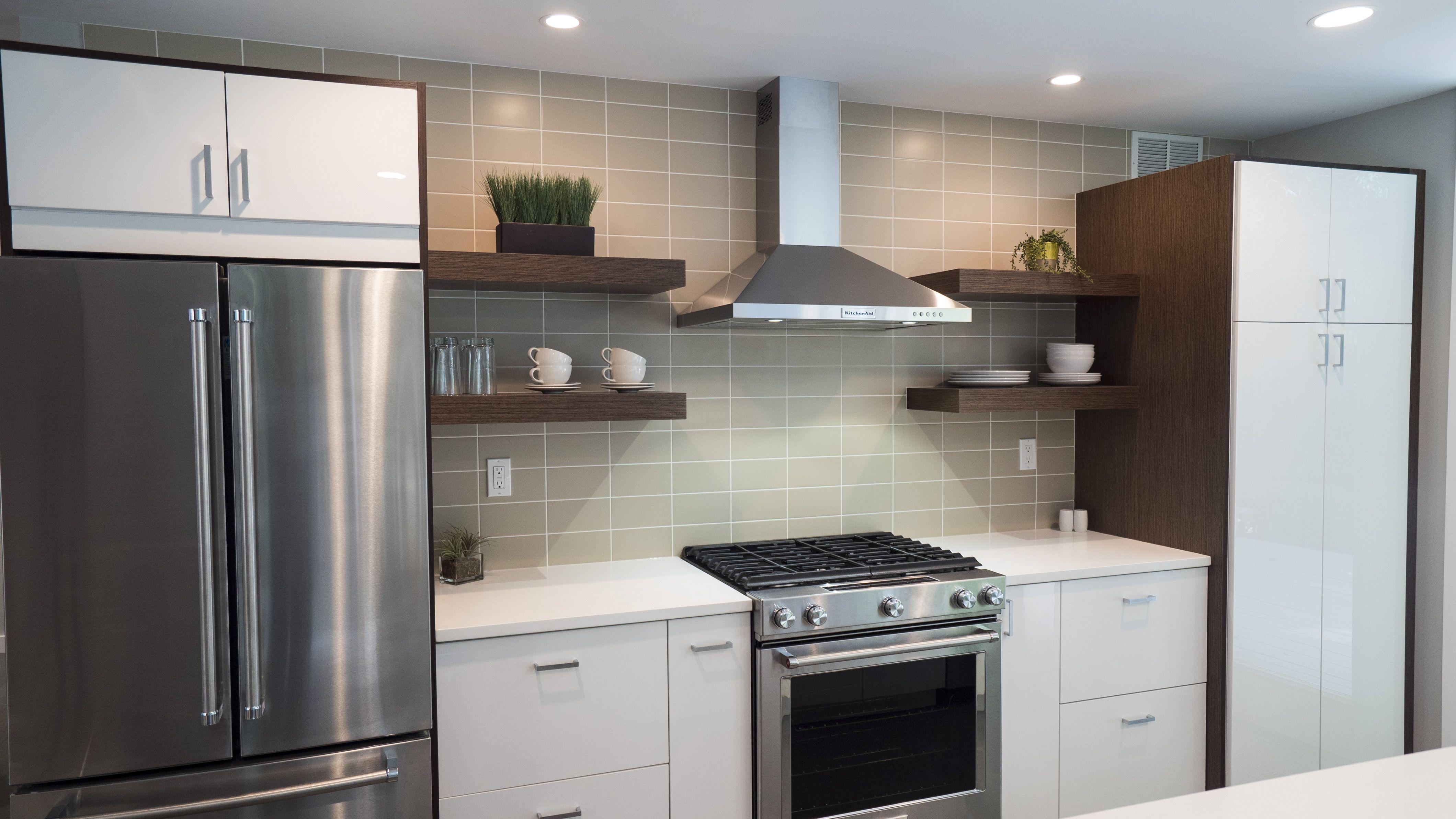 Pin On Beechwood Project Kitchen Cabinets In Alexandria Va