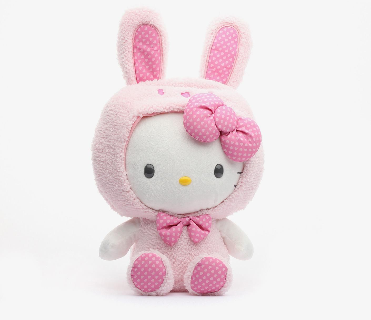 Hello Kitty Stuff Toys : Hello kitty quot plush rabbit in toys