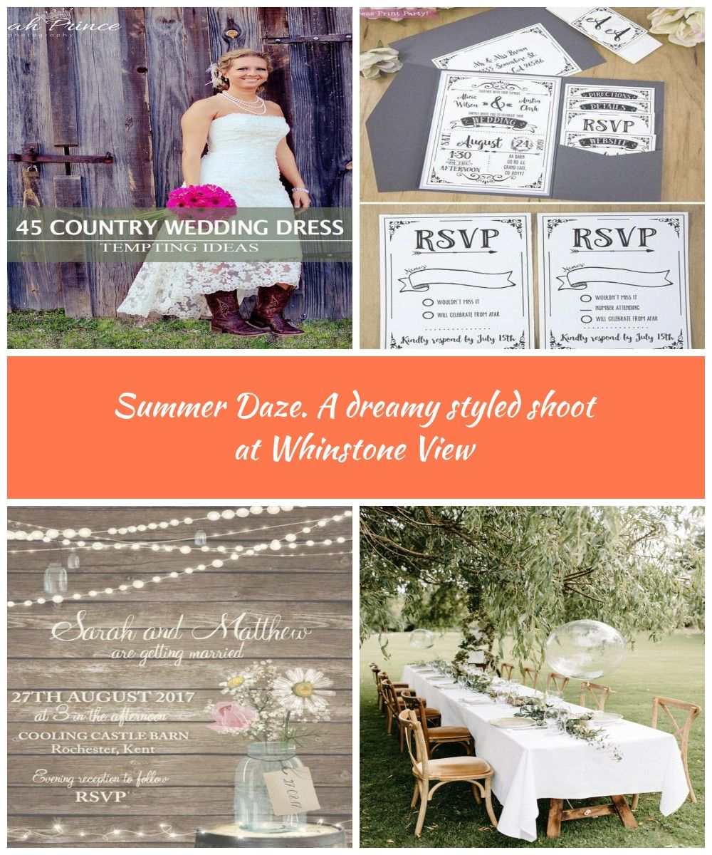 Nowadays more and more people like to have a country style wedding because the nature idea is in line with the hightech fastpaced social life Rustic themes advocate tradi...