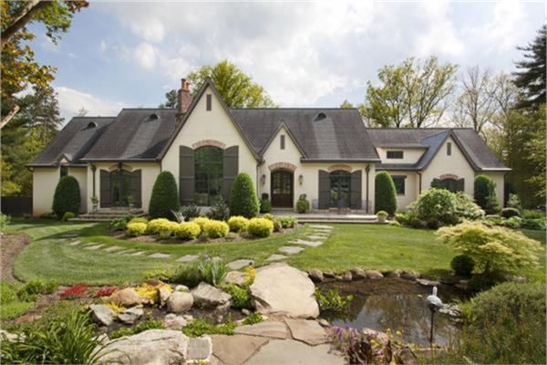 French Style Homes Architecture French Style Homes French Country Exterior French Country House