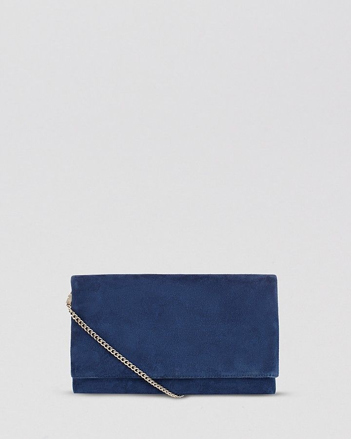 5935c341ff7 Suede navy clutch - replicate for LK Bennett 'Frome' clutch   ROYAL ...
